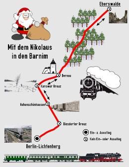 BEF Streckenkarte Eberswalde ab BLO